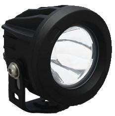 10° SPOT BEAM XIL-OPR110 ROUND OPTIMUS LED SPOT LIGHT *NEW* - Vision X XIL-OPR110 9140896