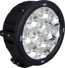 "90° wide beam 6.5"" ROUND TRANSPORTER LED DRIVING LIGHT 60 Watt VISION X CTL-TPX1290"