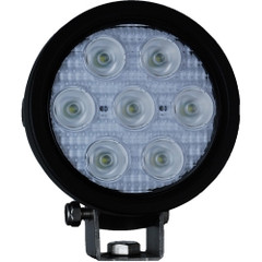 "Vision X XIL-UMX4090 4"" Round Utility Market Xtreme LED Work Light (90 Degree)"