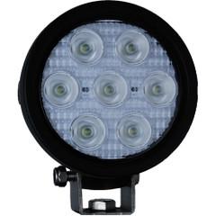 """Vision X XIL-UMX4090 4"""" Round Utility Market Xtreme LED Work Light (90 Degree)"""