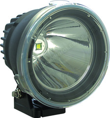 Vision X Light Cannon 25-Watt LED 10 Degree Spot Off Road Light CTL-CPZ110 With Choice of Colored Lens