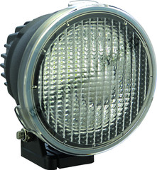 Vision X Light Cannon 25-Watt LED Flood Beam Pattern Off Road Light CTL-CPZ110 With Choice of Colored Flood Lens