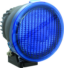 Blue Flood Light Beam Pattern Cover for Vision X Led Light Cannon - Vision X PCV-CP1BFL 9157368