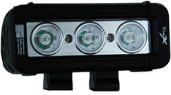 "Vision X XIL-LPX390 5"" Xmitter Low Profile Prime Xtreme LED Light Bar (90 Degrees)"