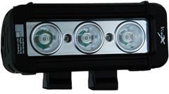"""Vision X XIL-LPX390 5"""" Xmitter Low Profile Prime Xtreme LED Light Bar (90 Degrees)"""