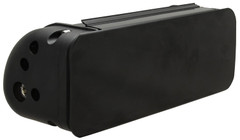 "11"" BLACK POLYCARBONATE COVER FOR XMITTER PRIME LED LIGHT BARS - Vision X PCV-P18BL 9156194"