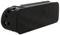 """43"""" BLACK POLYCARBONATE COVER FOR XMITTER PRIME LED LIGHT BARS - Vision X PCV-P78BL 9157092"""