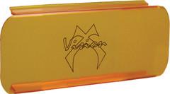 Vision X Lighting 9155746 Black Polycarbonate Cover for Low Profile LED Light Bar