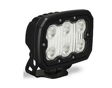 60° Wide Beam Duralux 3000 Lumen 30 Watt LED Flood Light. Vision X DURA 660  9888385