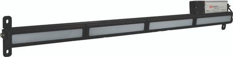 """36"""" SHOCKWAVE FROSTED LENS 60W FLUORESCENT REPLACEMENT. Vision X CXA-SWS3630FPS"""