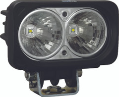 OPTIMUS SERIES PRIME TWO 10W LEDS LIGHT 20°. Vision X MIL-OP220