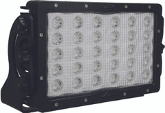 30 RED LED PIT MASTER MINING INDUSTRIAL LIGHT 40º WIDE. Vision X MIL-PMX3040R
