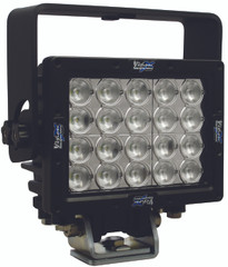 RIPPER XTREME PRIME INDUSTRIAL LIGHT 20 4300K LEDS 60° WIDE. Vision X MIL-RXP2060T.4300k