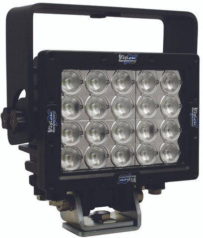 RIPPER XTREME PRIME INDUSTRIAL LIGHT 20 LEDS 60° XTRA WIDE - Vision X MIL-RXP2090T 9138640