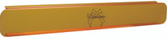 YELLOW PC COVER FOR 15 LED LOW PRO LED LIGHT BARS. Vision X PCV-LP15Y