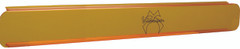 YELLOW PC COVER FOR 18 LED HORIZON\LOW PRO LED LIGHT BARS. Vision X PCV-LP18Y