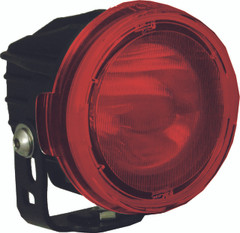 OPTIMUS ROUND SERIES PCV RED COVER CLEAR- Vision X PCV-OPR1R 9889719