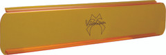 "15"" AMBER PC COVER FOR 24 LED X MITTER PRIME LED LIGHT BARS - Vision X PCV-P24Y 9165462"