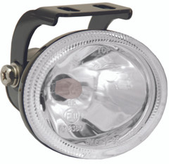 "3"" x 2.5"" x 2.7"" CHROME 55 WATT DRIVING LIGHT. Vision X VX-5"