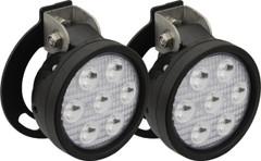 07-14 GMC SIERRA LED FOG LIGHT KIT WITH XIL-UM4010. XIL-OE0711GSUM