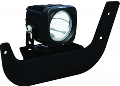 2009-2013 DODGE RAM 2500/3500 20 Watt LED Fog Light Kit - Vision X XIL-OE0913DROP120 9888569