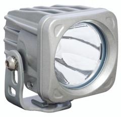 OPTIMUS SQUARE SILVER 1 10W LED 10° NARROW. Vision X XIL-OP110S