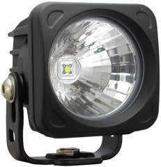 OPTIMUS SQUARE BLACK 1 10W LED 20° MEDIUM - Vision X XIL-OP120 9130002
