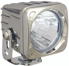 OPTIMUS SQUARE CHROME 1 10W LED 20° MEDIUM - Vision X XIL-OP120C 9139098
