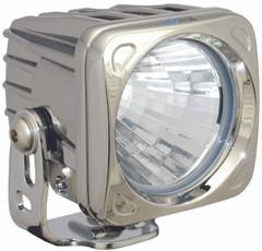 OPTIMUS SQUARE CHROME 1 10W LED 20° MEDIUM. Vision X XIL-OP120C
