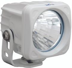 OPTIMUS SQUARE BLACK 1 10W LED 60° FLOOD. Vision X XIL-OP160