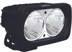 OPTIMUS SQUARE BLACK 2 10W LEDS LIGHT 20° MEDIUM. Vision X XIL-OP220
