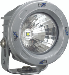 OPTIMUS ROUND SILVER 1 10W LED 20° MEDIUM. Vision X XIL-OPR120S