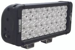 "18"" XMITTER PRIME DOUBLE STACK LED BAR BLACK SIXTY 3-WATT LED'S 30ºX65º DEGREE ELLIPTICAL BEAM. Vision X XIL-P2.30e3065"