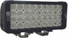 "21"" XMITTER PRIME DOUBLE STACK LED BAR BLACK SEVENTY TWO 3-WATT LED'S 60 DEGREE WIDE BEAM. Vision X XIL-P2.3660"