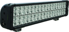 "21"" XMITTER PRIME DOUBLE STACK LED BAR BLACK SEVENTY TWO 3-WATT LED'S 30ºX65º DEGREE ELLIPTICAL BEAM. Vision X XIL-P2.36e3065"