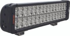 "18"" XMITTER PRIME XTREME DOUBLE STACK LED BAR BLACK SIXTY 5-WATT LED'S 30ºX65º DEGREE ELLIPTICAL BEAM. Vision X XIL-PX2.30e3065"