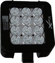 "5"" XMITTER PRIME XTREME DOUBLE STACK LED BAR BLACK TWELVE 5-WATT LED'S 30ºX65º DEGREE ELLIPTICAL BEAM. Vision X XIL-PX2.6e3065"