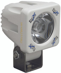 "2"" SOLSTICE SOLO WHITE 10W LED 10° NARROW - Vision X XIL-S1110W 9888194"