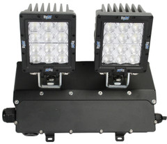 RIPPER 12 LED 60 DEGREE WALL MOUNT ADAPTOR WITH PSE BOX AND XPC-PS150-24