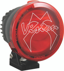 4.5 CANNON PCV RED COVER ELLIPTICAL BEAM - Vision X PCV-CP1REL 9890678