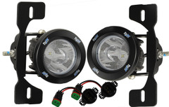 13-15 JEEP JK X FOG LIGHT KIT WITH - Vision X XIL-OE13JKXOPR120 9891088