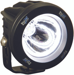 OPTIMUS ROUND HALO BLACK 1 10W LED EMARK APPROVED 15° NARROW - Vision X XIL-OPRH115 9891712
