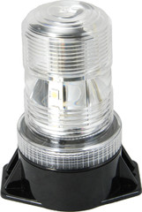 "5.25"" UTILITY MARKET LED BATTERY POWERED BEACON 36 WHITE LEDS"