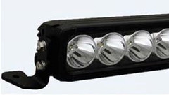 "19"" XPI LIGHT BAR 9 LED TILTED OPTICS FOR MIXED BEAM"