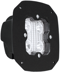FLUSH MOUNT 60° Duralux 20 Watt LED Flood Light.  DURA-460FLUSH