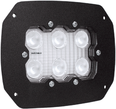 FLUSH MOUNT 60° Duralux LED Flood Light.  DURA-660FLUSH