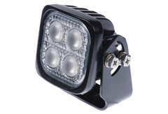 4 LED WORKLIGHT, 28 WATTS  60° Flood Beam  Blacktips  BLB050460