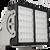 90° 300 Watt Marine Grade Pitmaster LED Light - Vision X MAR-PMX6090 9893013