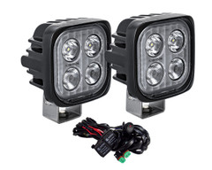 Vision X DURA-M4MKIT 9911656 DURA MINI LED KIT.  MIXED BEAM.