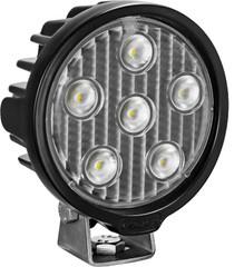 VL SERIES WORK LIGHT ROUND SIX 5-WATT LEDS 40 DEGREE FLOOD PATTERN NO CONNECTOR Vision X VLR050640 9911281